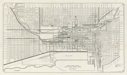 Chicago Railroad Maps