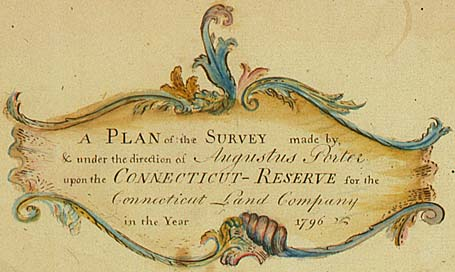 Connecticut reserve 1796 movie titles