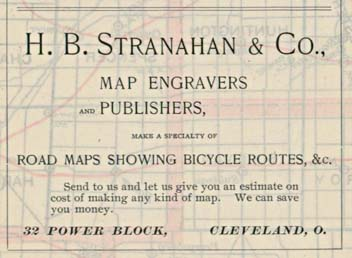 Stranahans Northern Ohio Map - Map of northern ohio